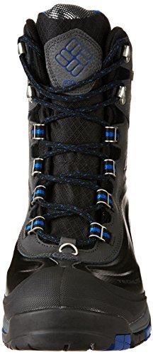 Men's Titanium Columbia Omni Black Bugaboot Outdry Boot Plus Heat zZqS40Hw
