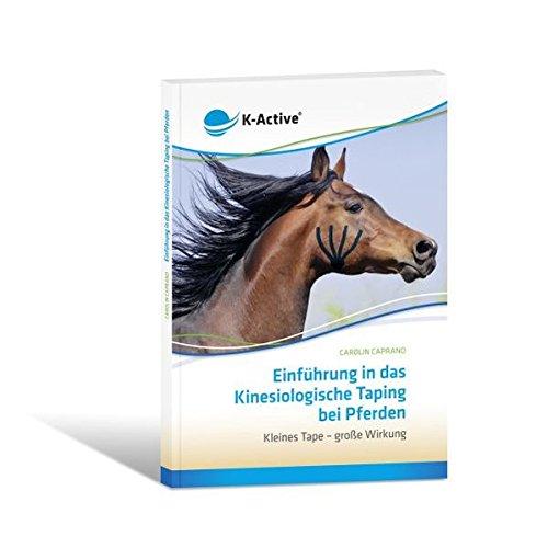Einführung in das Kinesiologische Taping bei Pferden: Kleines Tape - große Wirkung von Carolin Caprano