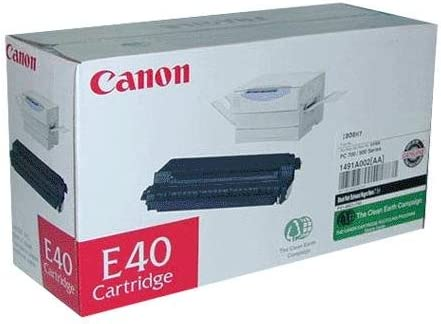 Canon 1491A002AA Laser Toner Cartridge Works for PC 425 PC 428 PC 430 Black PC 530