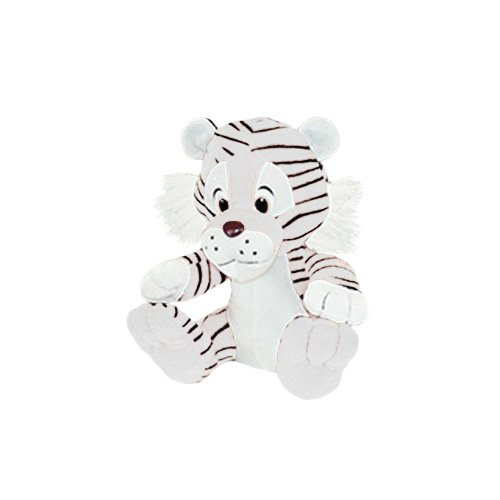 Tango The Tiger Collectible Toy 15.5 White