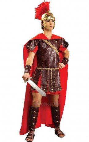 Cheap Roman Costumes (Roman Warrior Adult X-Large Costume)