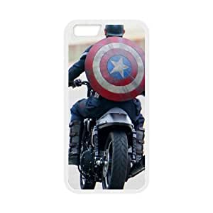 Avengers Age Of Ultron iPhone 6 Plus 5.5 Inch Cell Phone Case White 6KARIN-218114