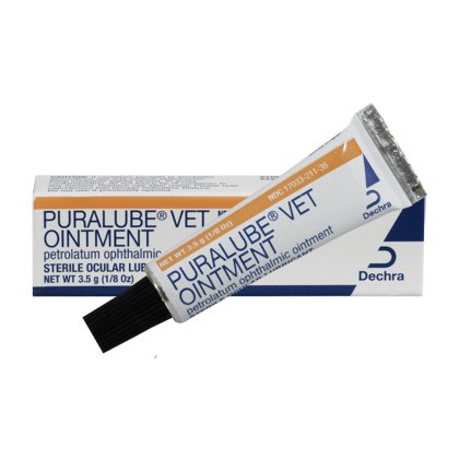 Puralube Vet Ointment 3.5gm Tube - Puralube Ointment
