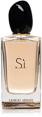 Giorgio Armani Si Eau de Parfum Spray for Women, 3.4 ()