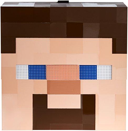 Mattel Minecraft Steve Mask]()