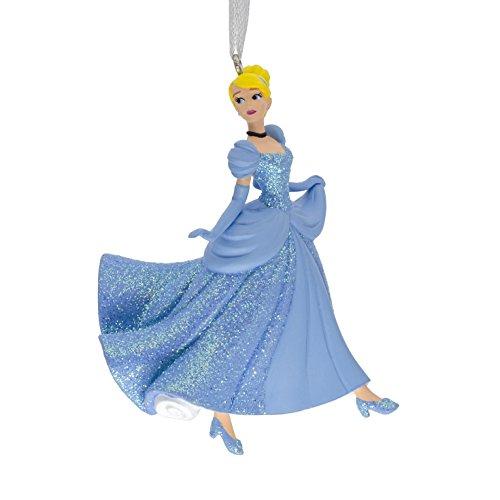 Hallmark Disney Cinderella Holiday Ornament