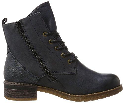 Womens 94610 Boots, Navy/Ozean/Ozean Rieker