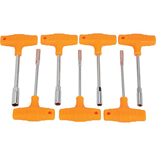 T-handle Driver (IIT T-Handle Nutdriver Set - 7-Pc., SAE)