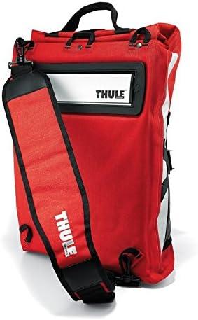 Bolsa Thule Commuter Pannier 2 Pack n Pedal.rojo 58.5x35x14cm.19 l ...