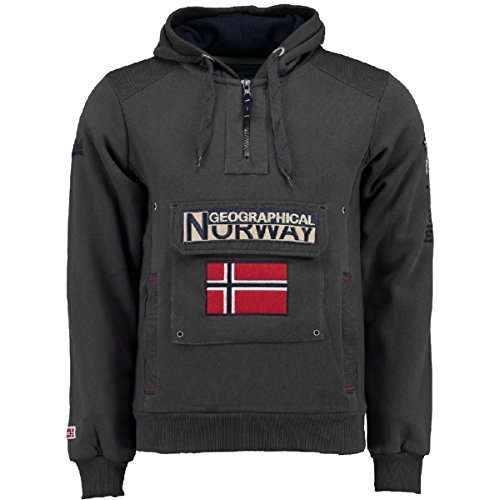 Gymclass A Gris À Geographical Enfiler Men Sweat Ass Norway 007 z0xnxIf