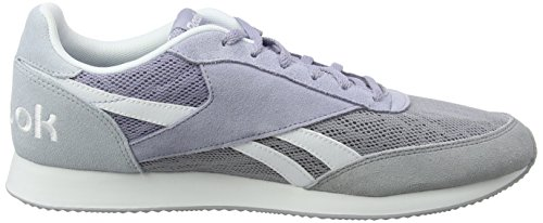 Reebok Damen Royal Classic Jogger 2 Sneaker Violett (Cool Shadow/purple Fog/cloud Grey/white)