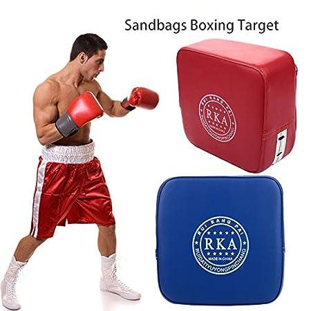 Rosepoem Boxeo Strike Pad Saco de Boxeo de Pared Objetivo de Enfoque para Taekwondo Karate Muay Thai Kickboxing Formaci/ón