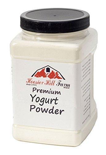 Hoosier Hill Farm Premium Yogurt Powder 2 lb., Hormone Free.