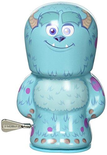 Disney Pixar Monsters Inc. Sully Bebot Tin Wind Up Action Figure