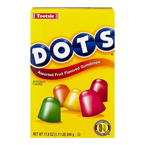 Dots Candy 17.8-Ounce Super Size Box]()