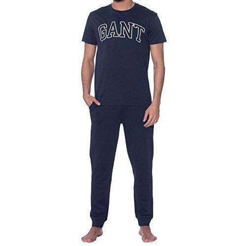 GANT T-Shirt Dunkelblau