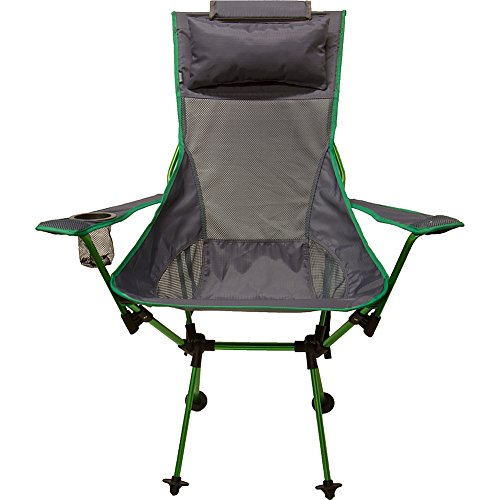 TravelChair Koala Chair, Takes Camping Comfort to a Whole New Level, Green