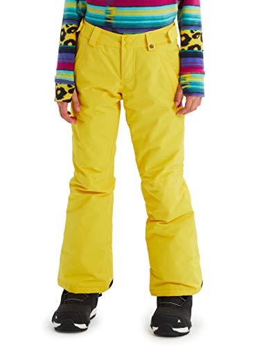 Burton System Snow Pants - Burton Kids & Baby Little Kids Sweetart Snow Pant, Maize, Large