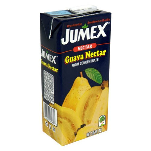 Jumex Guava Tetra Pack, 33.8-Ounce (Pack of 12)