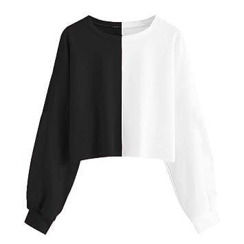 Women Lolita Sweet Hoodie V Neck Shirt Tops Irregular Long Sleeve Loose Blouse