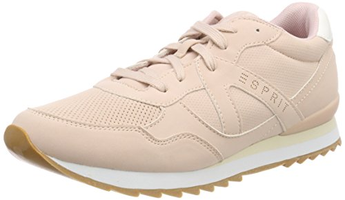 discount free shipping original online ESPRIT Women's Astro Lace up Low-Top Sneakers Beige (Nude) browse online gfq4pk3hT