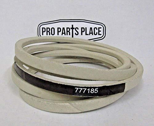 ProPartsPlace New OEM SPEC Deck Belt Hustler 777185 ZUPER Z Sport X-ONE 54