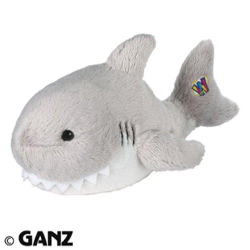 Webkinz Shark, Gray