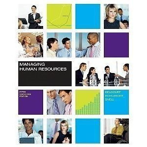 Managing Human Resources (15th Edition)