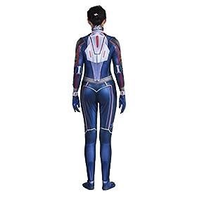 - 413qXjIj5NL - Riekinc Spandex Bodysuit Womens Zentai Suits Cosplay Costume Audlt/Kids