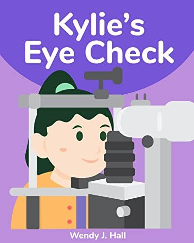 Kylie's Eye Check (Mediwonderland)