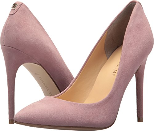 Ivanka Trump Womens Kayden4 Dress Pump Rosa Lilla Pelle Scamosciata