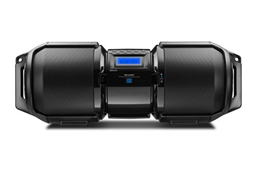 Sharp GX-BT9X Large Portable Blu...
