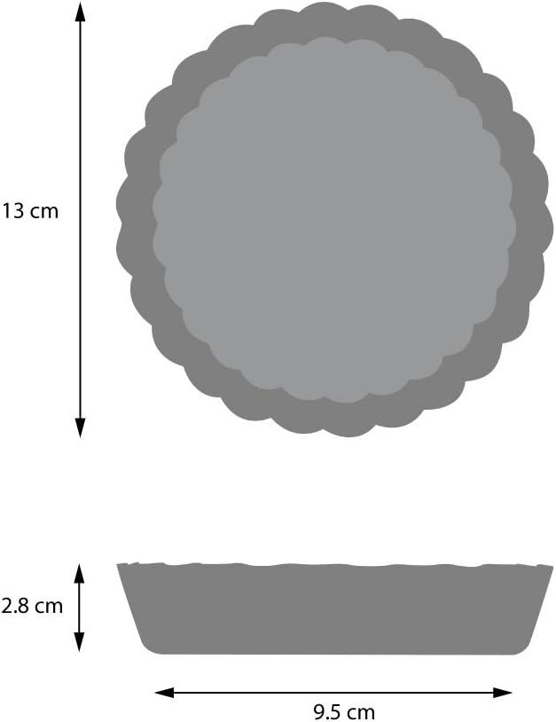 ProCook Petit Set de moules /à tartelettes 2 pi/èces