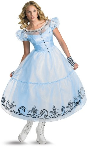 Deluxe Alice Adult Costume - Large -