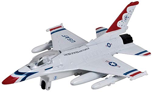 InAir F-16 Fighting Falcon Thunderbird Pullback for sale  Delivered anywhere in USA