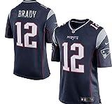 NIKE Tom Brady New England Patriots Youth Game Navy Jersey (Youth Sizes)