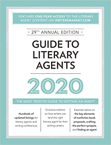 Best Literary Fiction 2020 Guide to Literary Agents 2020: The Most Trusted Guide to Getting