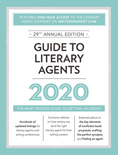 Check expert advices for writers digest guide to literary agents?