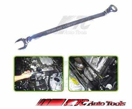 Mercedes V6 Engine Spark Plug Boot Puller 17mm Wrench for Removing /& Installing
