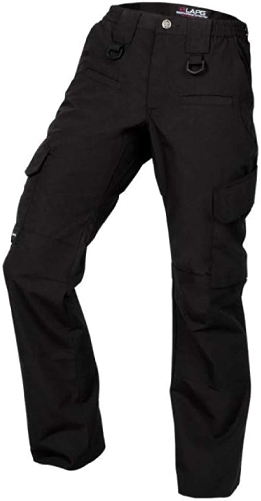 LA Police Gear Women's Operator Pant with Elastic Pockets and 8 Attention brand Super sale period limited