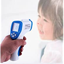 LCD Non-contact Ir Laser Gun Infrared Digital Thermometer Baby Body Thermometers.