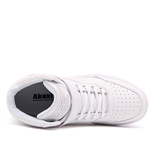 Espesar Invierno De Mujer Aumentar Blanco Altas Deportivas Zapatillas Liangxie Correr Zapatos Ligeras Informales Para E Otoño Deporte vfx441