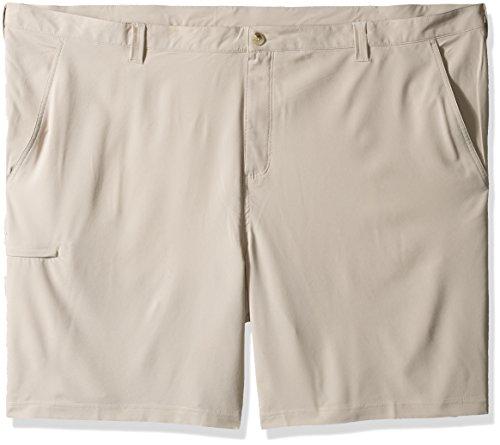 Columbia Sportswear Men's Grander Marlin II Off Shore Short (Big), Fossil, 54 x 10 -  1580652-160-54x10