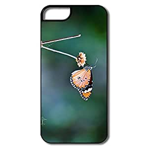 PTCY IPhone 5/5s Customize Cool Butterfly3
