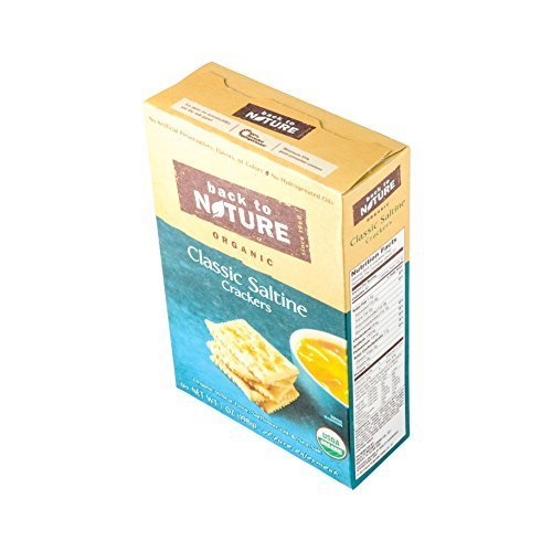 Back To Nature Cracker Saltine Og