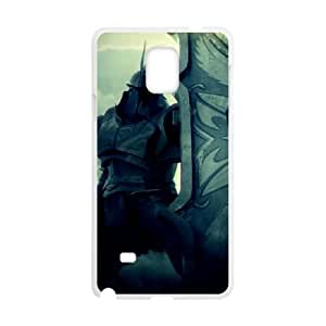 Demon's Souls Samsung Galaxy Note 4 Cell Phone Case White 53Go-225683