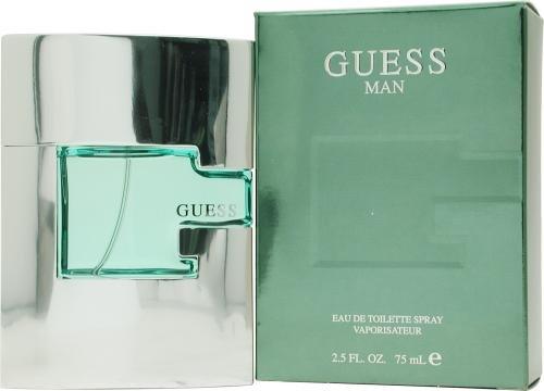 Guess by Parlux Fragrances pour hommes. Eau De Parfum Spray 2.5 Oz.