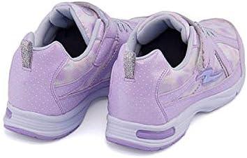 バネのチカラ 女の子 キッズ 子供靴 運動靴 通学靴 ランニングシューズ スニーカー スウィートガールズコレクション ゴム紐 ストラップ 通気性 クッション性 EE カジュアル スポーツ スクール 学校 SS J805