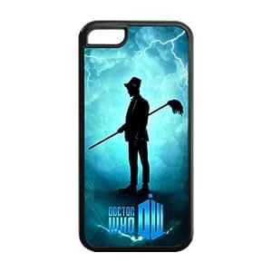 Shoppemarte Creative Unique Doctor-Who Custom Case Cover of iphone 5c iphone 5c TPU