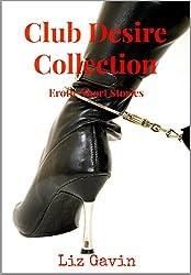 Club Desire Collection (English Edition)